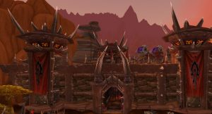 Orgrimmar is ugly!